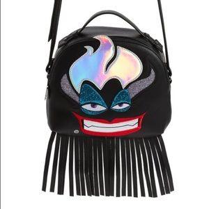 Danielle Nicole Disney Ursula Crossbody Purse Bag